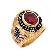 Unique Class Ring #12