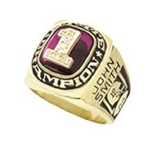 Unique Class Ring #13