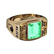 Unique Class Ring #02